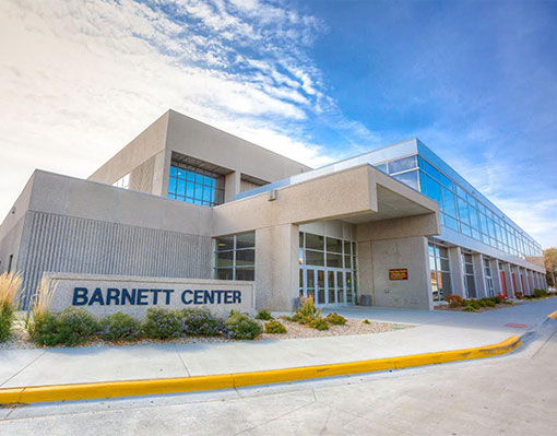 Barnett Center Thumbnail